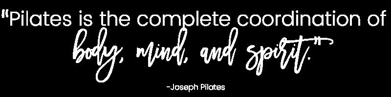 Pilates Mind Body Spirit