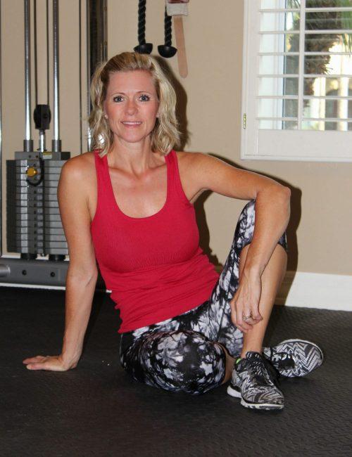 Kristin Tetlow Pilates Coach